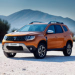 Dacia Duster si Sandero dispar